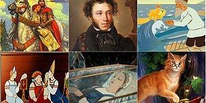 Тест: Если помните сказки А. С. Пушкина на 13 баллов, то вы были очень начитанным ребенком