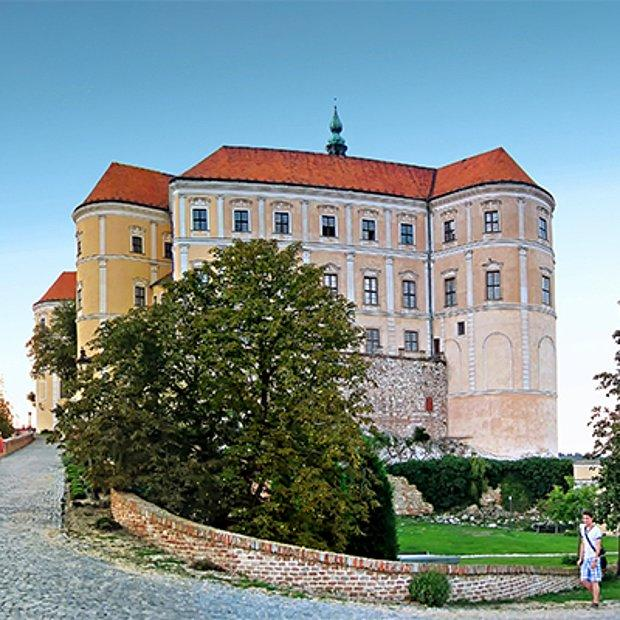 Mikulov Kalesi, Çek Cumhuriyeti