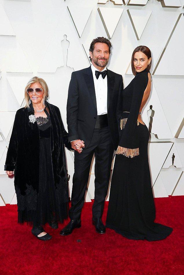24. Bradley Cooper & Irina Shayk