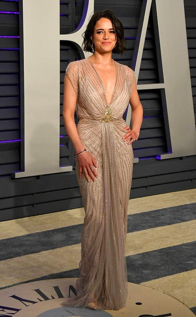 38. Michelle Rodriguez