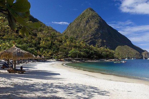 Sugar Beach, St.Lucia