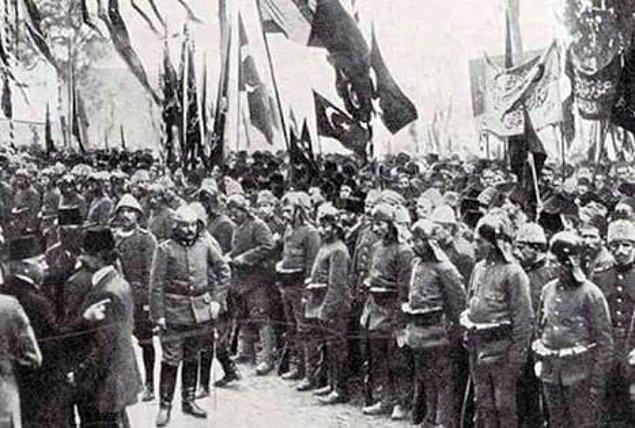1918: Erzurum'un İspir ilçesinin Rus ve Ermeni işgalinden kurtuluşu.
