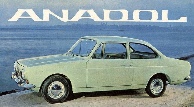 1967: Anadol marka ilk Türk otomobili 26.800 liradan piyasaya sürüldü.