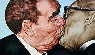 Недетский тест про СССР: Что вы знаете о поцелуях Брежнева?