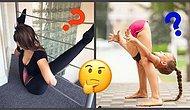 Если скучно - вывернись наизнанку, или Забавные фото супергибких девушек