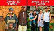 Взгляните, как живут бедные и богатые семьи по всему миру в проекте Dollar Street