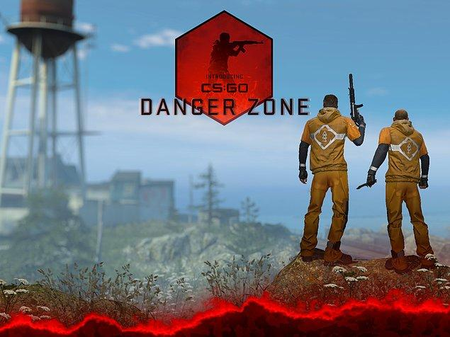 CS GO: Danger Zone