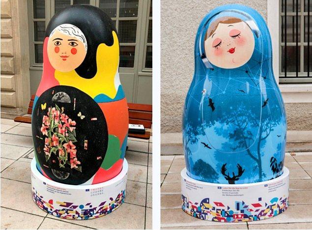 Как гигантские матрешки с Урала покоряют мир (10 фото)