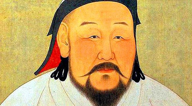 1) Timuçin/Cengiz Han, 1162-1227