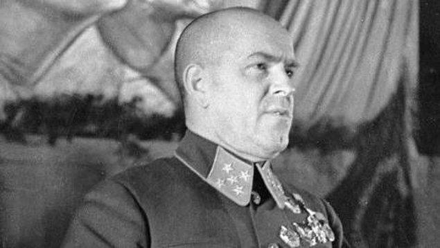31) Georgi Jukov, 1896-1974