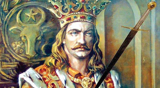 51)  Büyük Ştefan, 1433-1504
