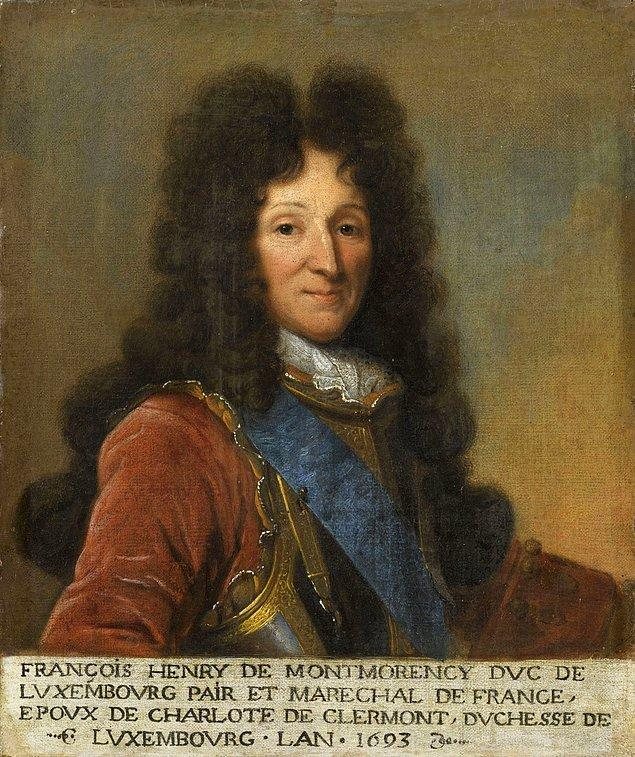 101) François-Henri de Montmorency, duc de Luxembourg, 1628-1695