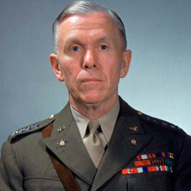 191) George C. Marshall, 1880-1959
