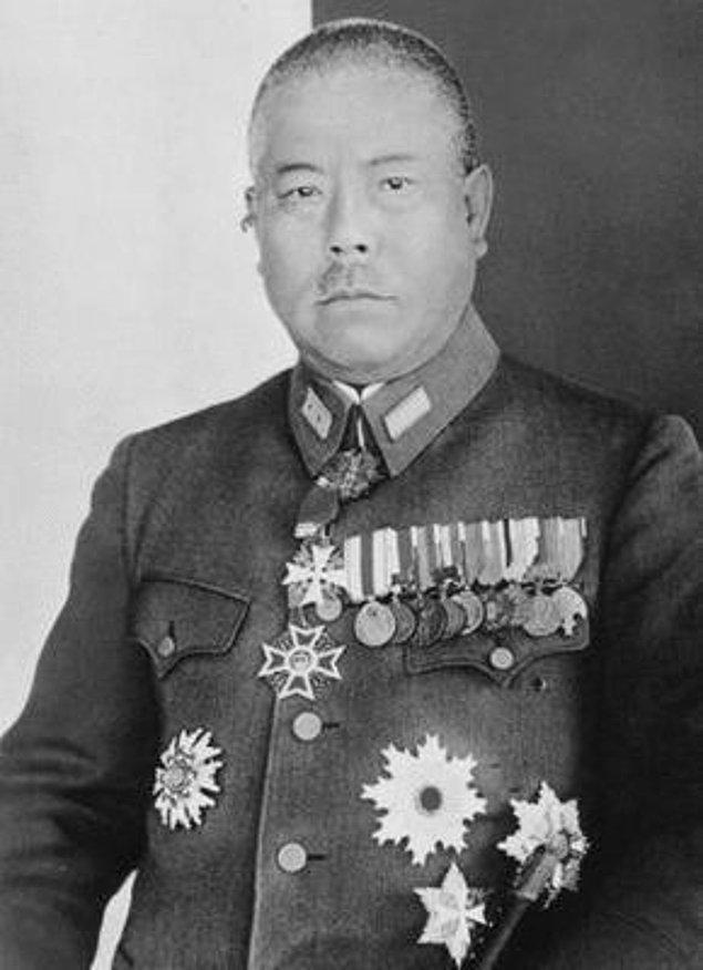 270) Tomoyuki Yamashita, 1885-1946