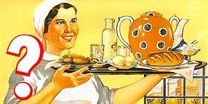 Тест по общепиту СССР, который пройдут только те, кто питался в советских столовках