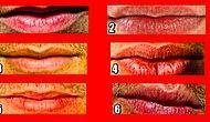Тест: Мужские губы, которые вы выберете, расскажут о том, кто вы в отношениях