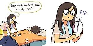7 Funniest Illustrations Perfectly Sum Up Relationship Between IT Guy And ART Girl!
