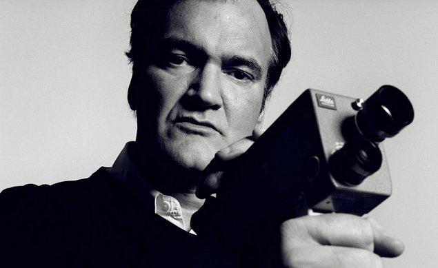 18. Quentin Tarantino (1963 - )