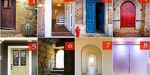 Тест: Выберите дверь, в которую хотели бы войти, и узнайте, что с вами произойдет в ближайшее время