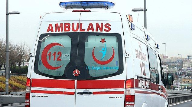"""""""Koronavirüs'e özel 35 ambulans donatıldı"""""""