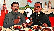 Если вы родом из Советского Союза, то пройдете наш тест на раз плюнуть :)
