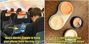 16 Genius Travel Hacks That Will Save You Both Money And Stress