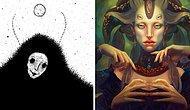 Как выглядят ваши сны? 30 людей, которые смогли нарисовать то, что увидели в царстве Морфея
