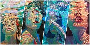 Magnificent Underwater Paintings Created By Isabel Emrich Will Absolutely Make Your Day