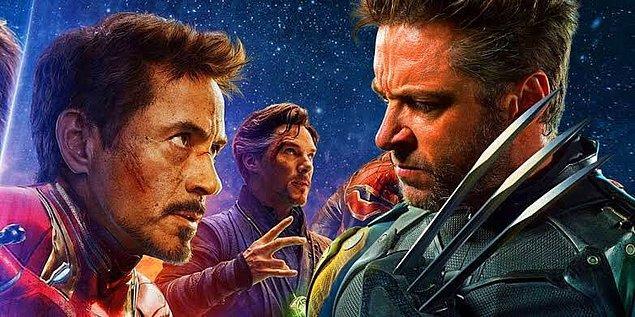 12. Marvel, Avengers ve X-Men'i karşı karşıya getirecek bir film planlıyor.