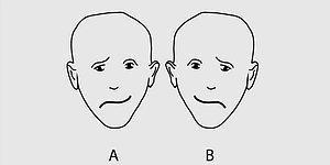 Какое лицо кажется вам веселее? Тест, который определит ваше ведущее полушарие мозга