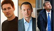 Богатые и свободные: Forbes опубликовал список миллиардеров, в который вошли и холостые россияне