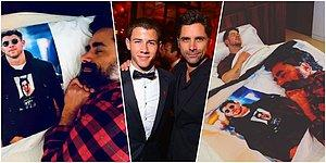 Nick Jonas And John Stamos Trolling Each Other Is One of The Best Bromances And It's Adorably Funny