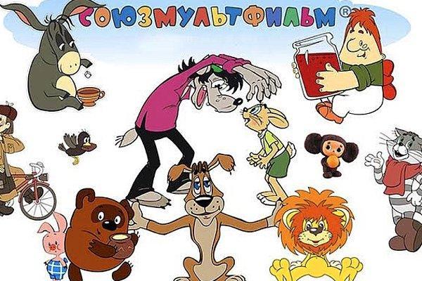 """""""Винни-Пух и все-все-все!"""": Тест, который легко пройдут те, кто внимательно смотрел советские мультфильмы :)"""