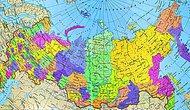 Докажите, что вы знаток географии регионов России, правильно ответив на все вопросы этого теста