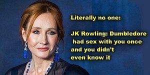 LOL Guaranteed Reactions To JK Rowling Who Told Dumbledore And Grindelwald Did Have Sex!