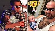 20+ смекалистых мужчин, которые стали настоящими «PRO» в деле отцовства