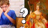 Тест: Вы - отвечаете на вопросы по истории из школьной программы, мы - ставим вам оценку