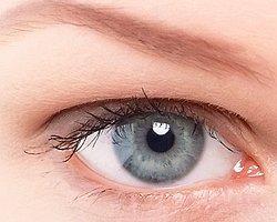 У вас серые глаза!