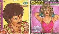 Современные поп-звезды на обложках 80-х: Джастин Бибер и его усы вызовут у вас истерику