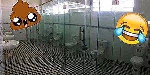 Нельзя просто так взять и не унестись с нашей подборки из 23 туалетных фейлов :)