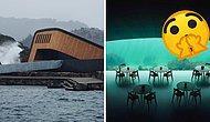 В Норвегии открыт первый в Европе подводный ресторан, где вы можете почувствовать себя как в Атлантиде: 10+ фото