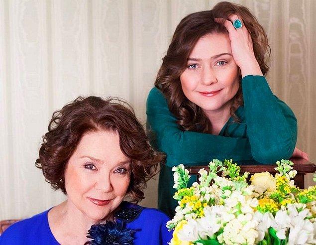 Яблоко от яблони: Знаменитые мамы и их не менее знаменитые дочки