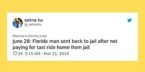 "People Started To Google ""Florida Man"" With Their Birthdays And The Results Are Hilarious AF"