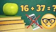 Тест: Достаточно ли вы умны, чтобы решить 10 школьных примеров без калькулятора?