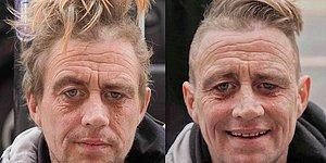 """Стрижка """"за спасибо"""": Как добрый парикмахер стрижет бездомных и создает стильные образы"""