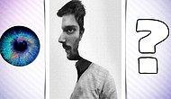Тест на определение характера: Вы видите лицо мужчины в анфас или в профиль?