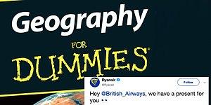 Ryanair Trolls British Airways For Landing At Wrong Destination But Regrets It!
