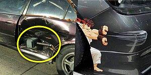 18 People Who Fixed Their Cars With An Extraordinary Creativity!