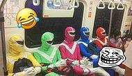 Они ездят бок о бок с нами: Подборка смешных и странных людей в метро