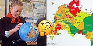 Тест: Как хорошо вы знакомы с картой Российской Федерации?